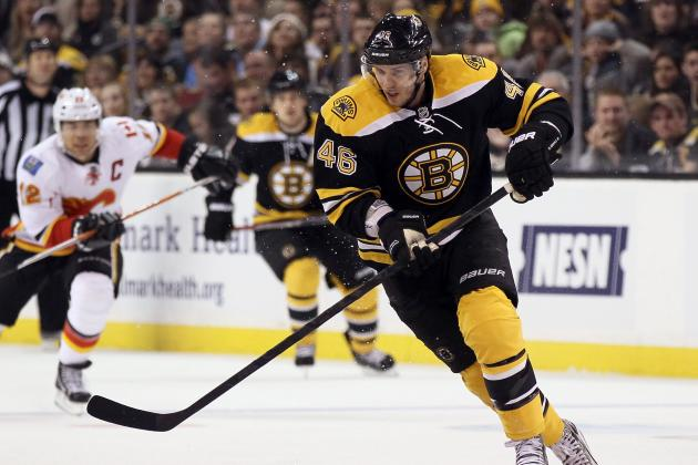 David Krejci: Breaking Down the Boston Bruins' Star's Play Overseas