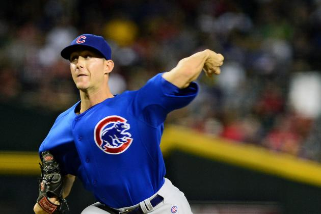 Cubs Designate Jeff Beliveau for Assignment