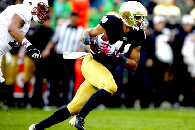 Meet Matthias Farley, Notre Dame's X Factor in BCS National Championship Game