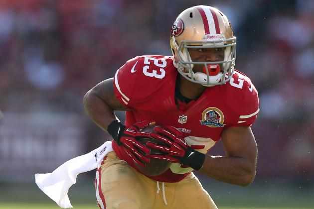 James' Kickoff Return Swung Momentum Back to 49ers