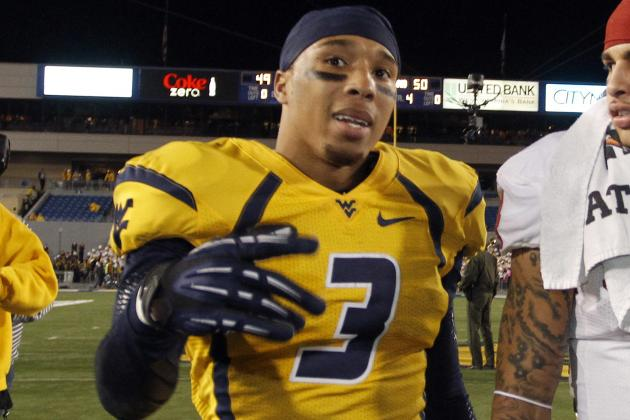 WR Stedman Bailey Elects to Go Pro
