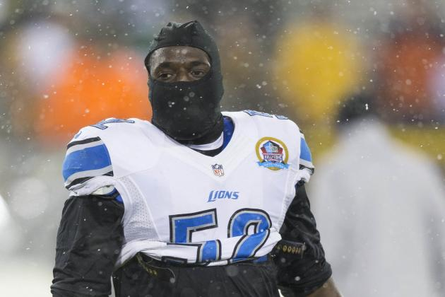 Lions' Justin Durant: We Have 'to Figure out What's Going On'