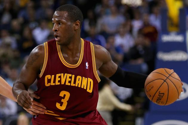 Cavs' Dion Waiters Returns to Practice, Will Play Tuesday vs. Raptors