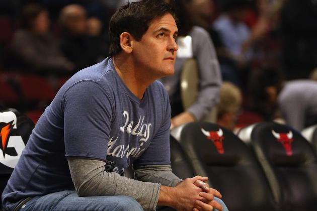 Mark Cuban Not Ready to Consider Rebuilding