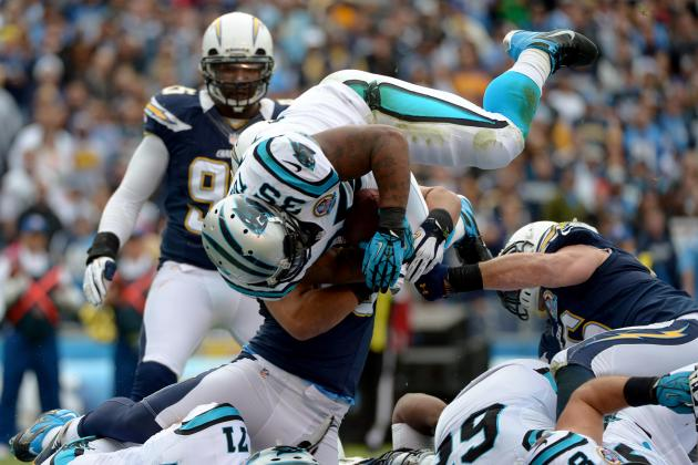 Tolbert Puts Polish on Chargers' Demise and Other AFC West News