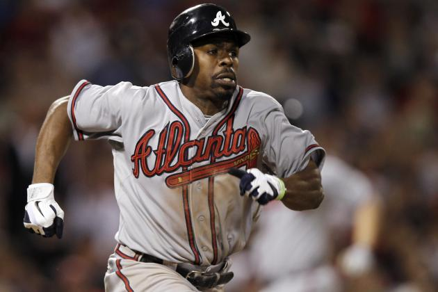 Michael Bourn Yankees Rumors: Impact of Possible Deal on Lineup, Granderson