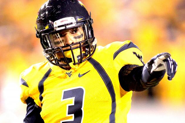 West Virginia WR Stedman Bailey Will Declare for NFL Draft After Pinstripe Bowl