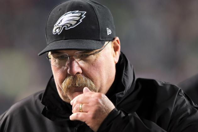 Andy Reid: 'Confident' Garrett Reid's Decisions 'did Not Affect' Team
