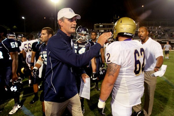 Ron Caragher Reportedly Will Leave San Diego to Coach San Jose State