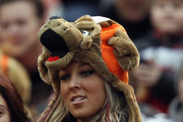 Cleveland Browns Fans: Are You Experiencing the Five Stages of Grief?