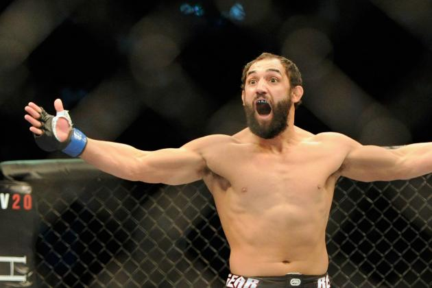 Johny Hendricks Needs to Defeat Jake Ellenberger to Be True Number One Contender