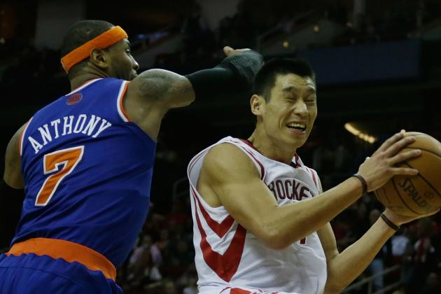 New York Knicks Proving Letting Jeremy Lin Walk Was a No-Brainer Decision