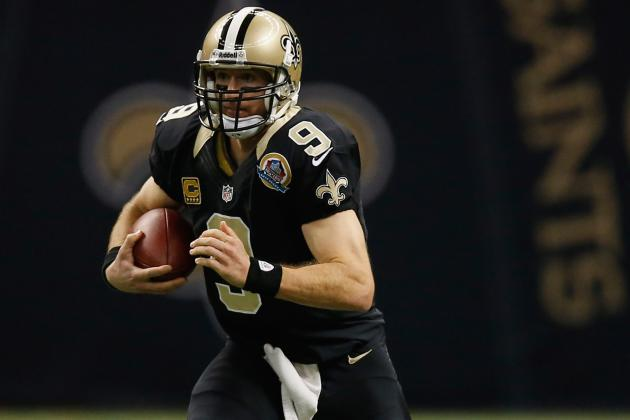 The New Orleans Saints Are Still Alive and Clinging to One Last Hope