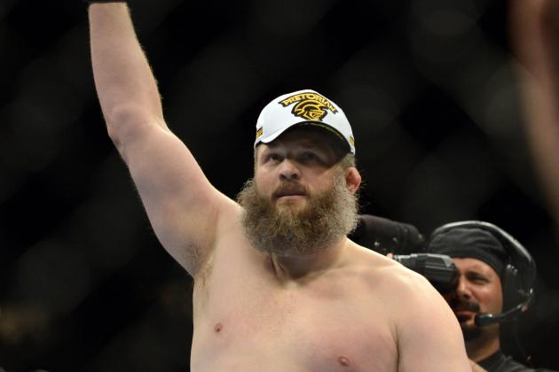 Roy Nelson Says He Is over Shane Carwin but Open to Pat Barry
