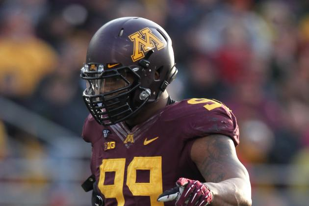 Ra'Shede Hageman to stay at Minnesota