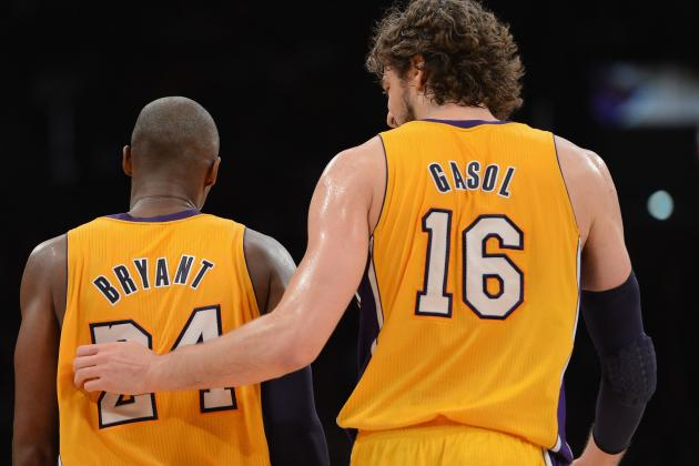 Pau Gasol Injury: Forward's Return Won't Help LA Lakers
