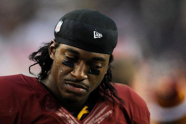 Injuries Won't Dampen Robert Griffin III's Rookie of the Year Campaign