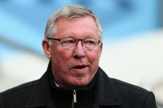 Sir Alex Ferguson: