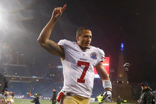 Colin Kaepernick Foretold 49ers Stardom According to Adorable 4th Grade Letter
