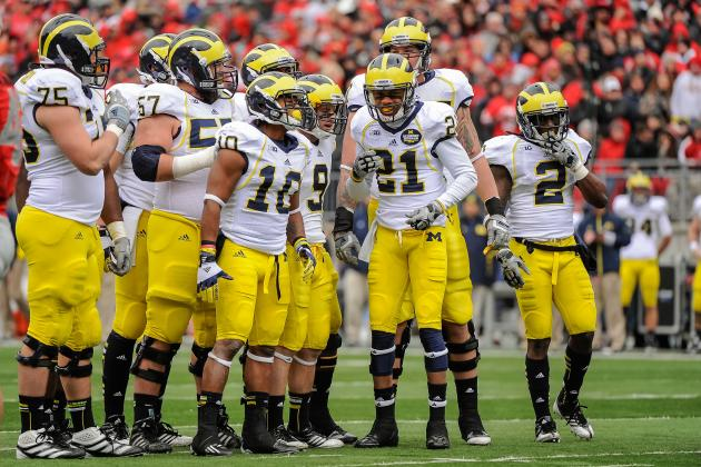 U-M Suspends Floyd, Two Others for Bowl