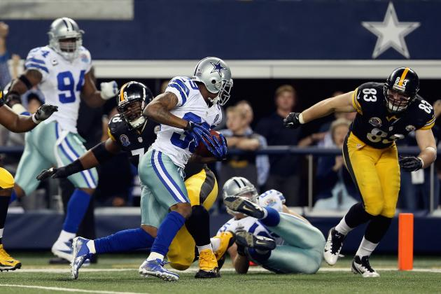 Dallas Cowboys: Brandon Carr's Inspired Play Is Leading Dallas