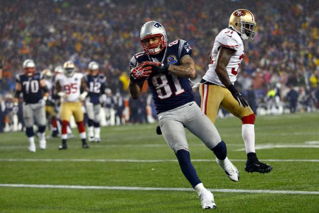 2012 Fantasy Football Tight End Rankings: NFL Week 16