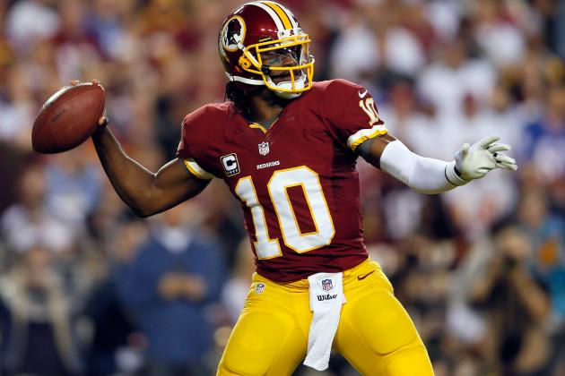 RG III Jerseys Break Single-Year Sales Record