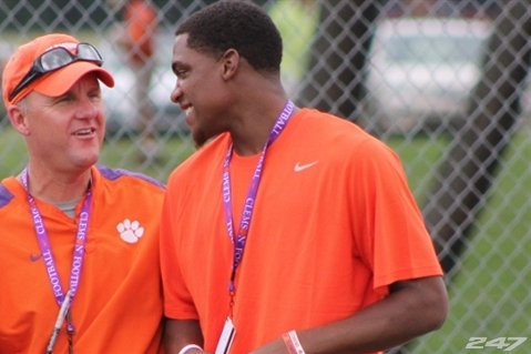 Demarcus Robinson Flips Back to Clemson: Are Tigers Final Stop for 4-Star WR?