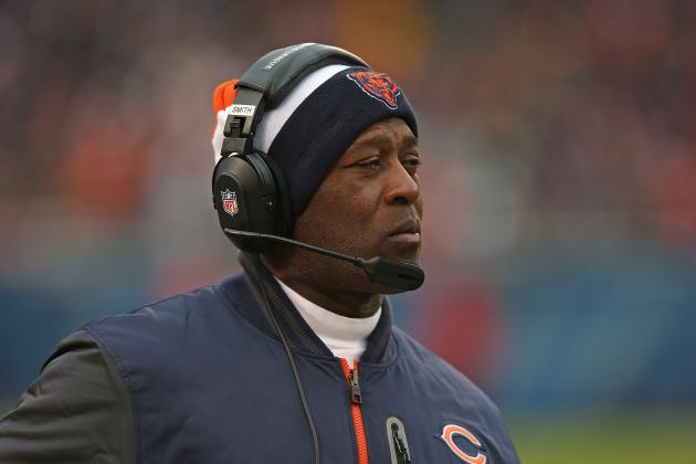 Lovie Smith: Packers Not a 'Must' Game