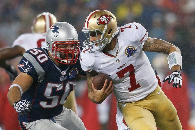 Colin Kaepernick: 49ers QB Will Continue to Be Fantasy Stud Against Seahawks