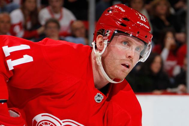 Red Wings' Daniel Cleary Says Window for Saving NHL Season Is Smal