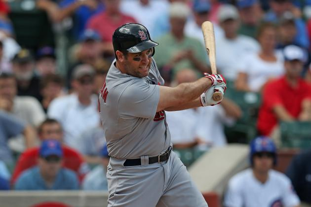 Latest on Lance Berkman, Astros