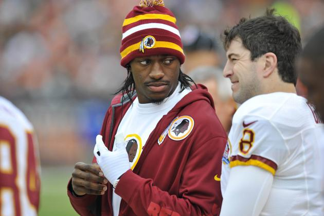 The Redskins Are a Dangerous Playoff Team Even Without RG3
