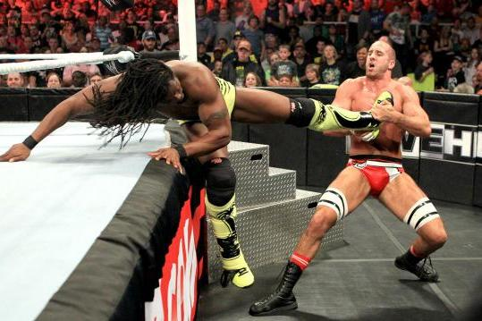 Antonio Cesaro and Kofi Kingston: Are They on the Road to a Title Unification?