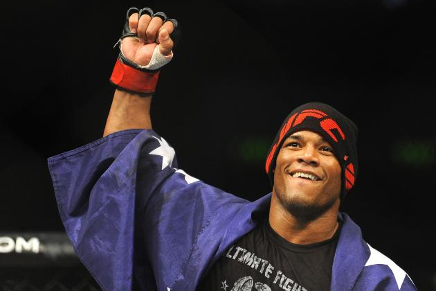 Hector Lombard Looked Good but Every Top Middleweight Beats Him