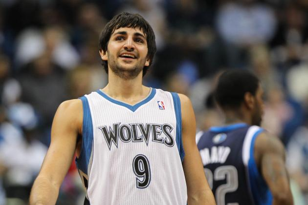 Ricky Rubio Proving He'll Be a Bigger NBA Phenomenon Than Linsanity