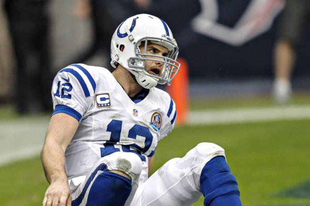 Andrew Luck: Colts' QB Will Disappoint Fantasy Owners in Biggest Game of Year