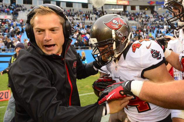 Report: Bucs Receivers Coach Fleck Leaving for Western Michigan