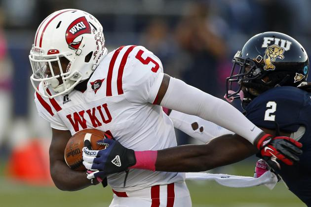 Little Caesars Bowl Predictions: Western Kentucky Primed to Win First FBS Bowl