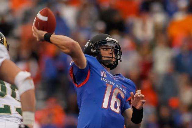 BSU Brings No. 5 Ranking in UPS Index to Vegas, Looks to Continue Bowl Run