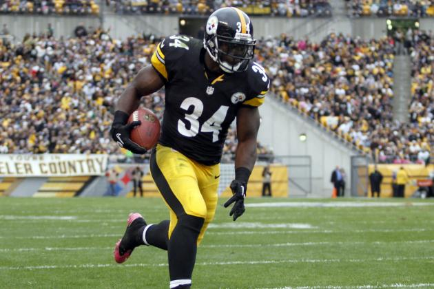 Suspended Steelers RB Rashard Mendenhall Reinstated to Team on Monday