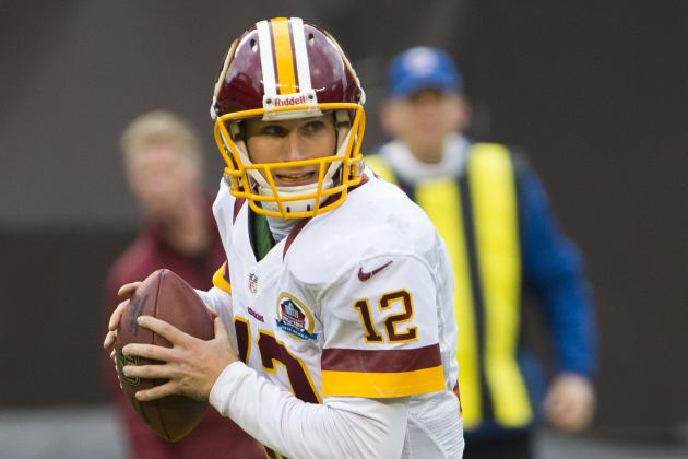 Kirk Cousins: Teams That Would Be Wise to Trade for Redskins Backup in Offseason