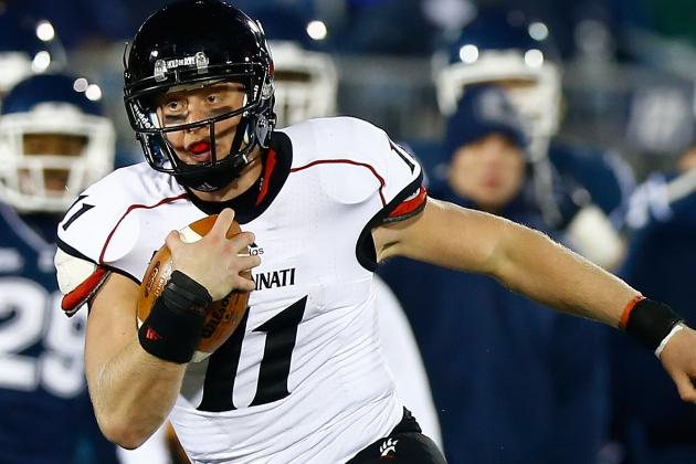 Cincinnati QB Brendon Kay Gets Sixth Year