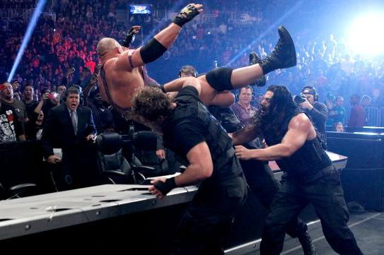 WWE Tables, Ladders and Chairs 2012: The Shield's Performance Highlights PPV