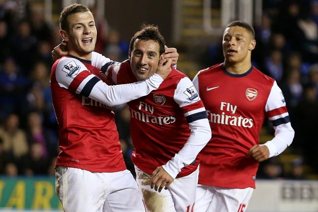 Arsenal FC: Santi Cazorla Inspires Gunners Against Reading, but Concerns Remain