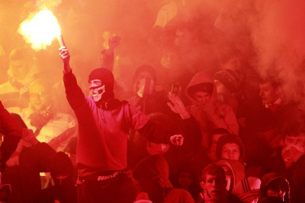 Zenit St. Petersburg Fans Ask to Ban Blacks and Gays