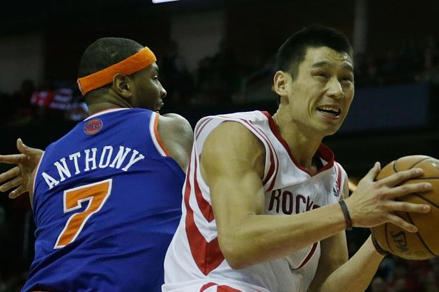NBA Gamecast: Rockets vs. Knicks
