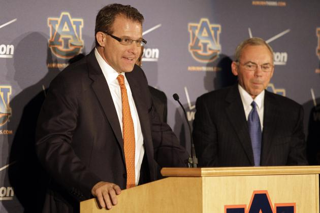 Auburn Football: Loss of Top Recruits Puts Pressure on Gus Malzahn