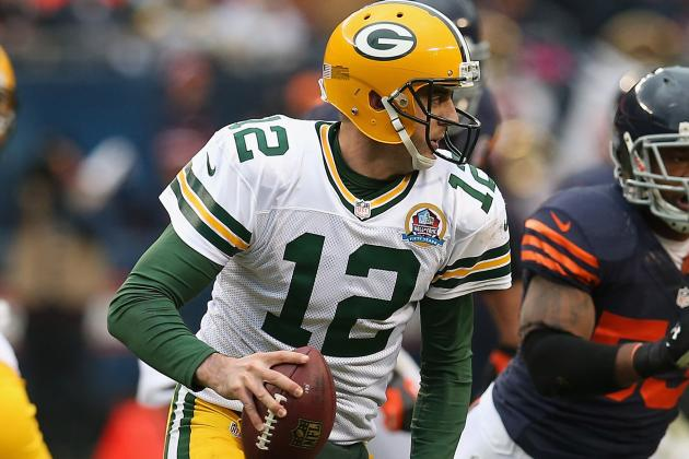 Aaron Rodgers: Punt Return Trick Play 'Not a Very Intelligent Call'