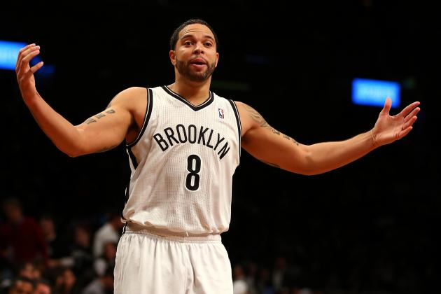 Deron Williams Not Comfortable in Avery Johnson's System with Nets
